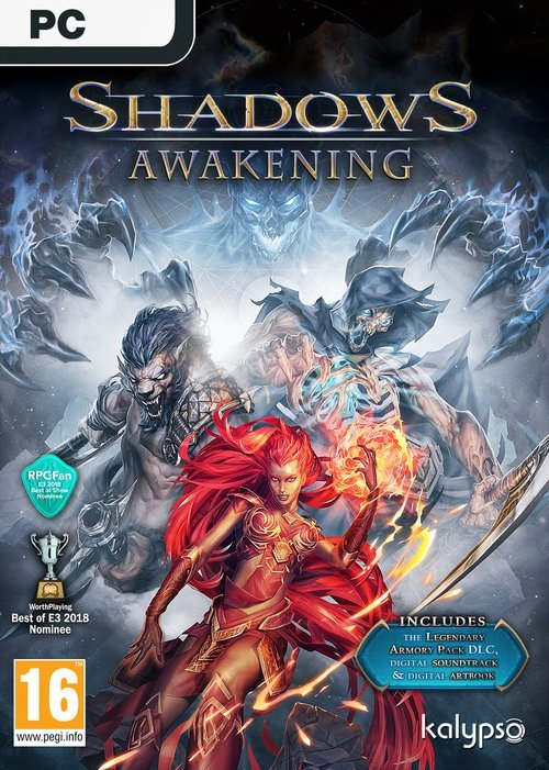 Image of   Shadows: Awakening - PC