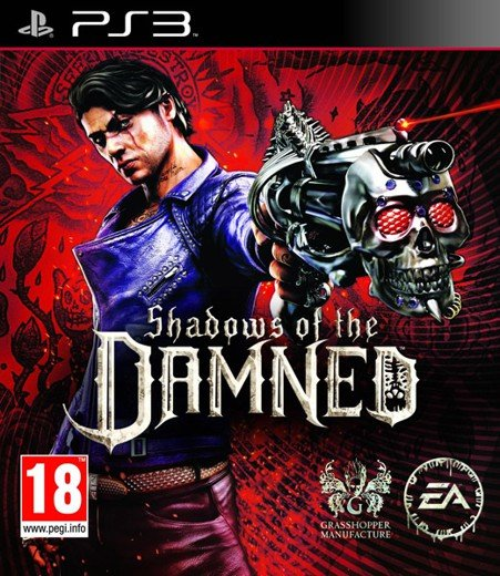 Image of   Shadows Of The Damned - PS3