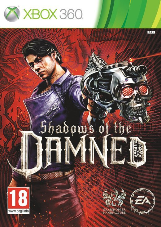 Image of   Shadows Of The Damned - Xbox 360