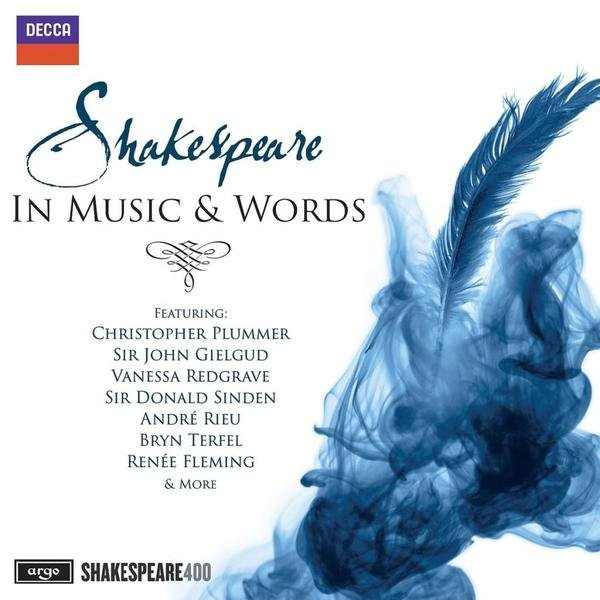 Image of   Shakespeare In Music & Words (2cd) - CD