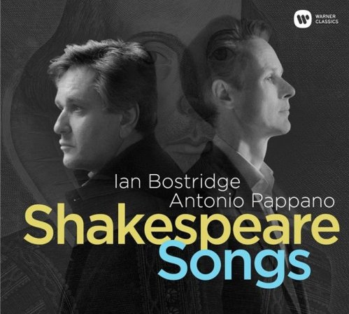 Image of   Antonio Pappano - Shakespeare Songs - CD