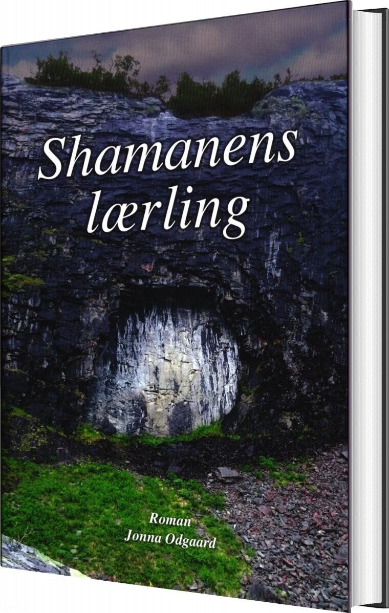 Shamanens Lærling - Jonna Odgaard - Bog