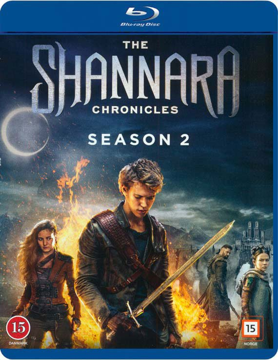 Image of   Shannara Chronicles - Sæson 2 - Blu-Ray - Tv-serie