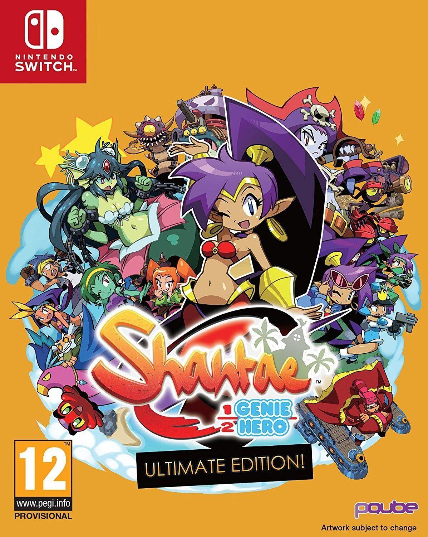 Shantae: Half-genie Hero - Ultimate Day One Edition - Nintendo Switch