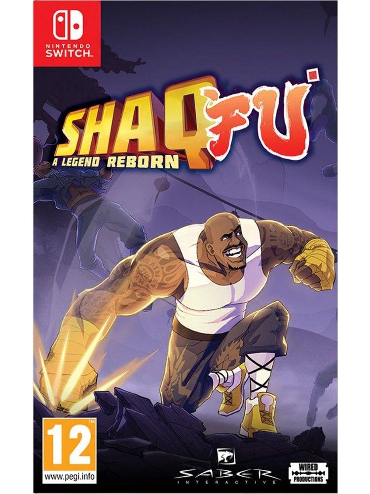 Shaq Fu : A Legend Reborn - Nintendo Switch