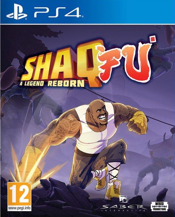 Shaq Fu : A Legend Reborn - PS4