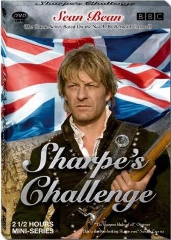 Billede af Sharpes Challenge - Miniserie - Bbc - DVD - Tv-serie