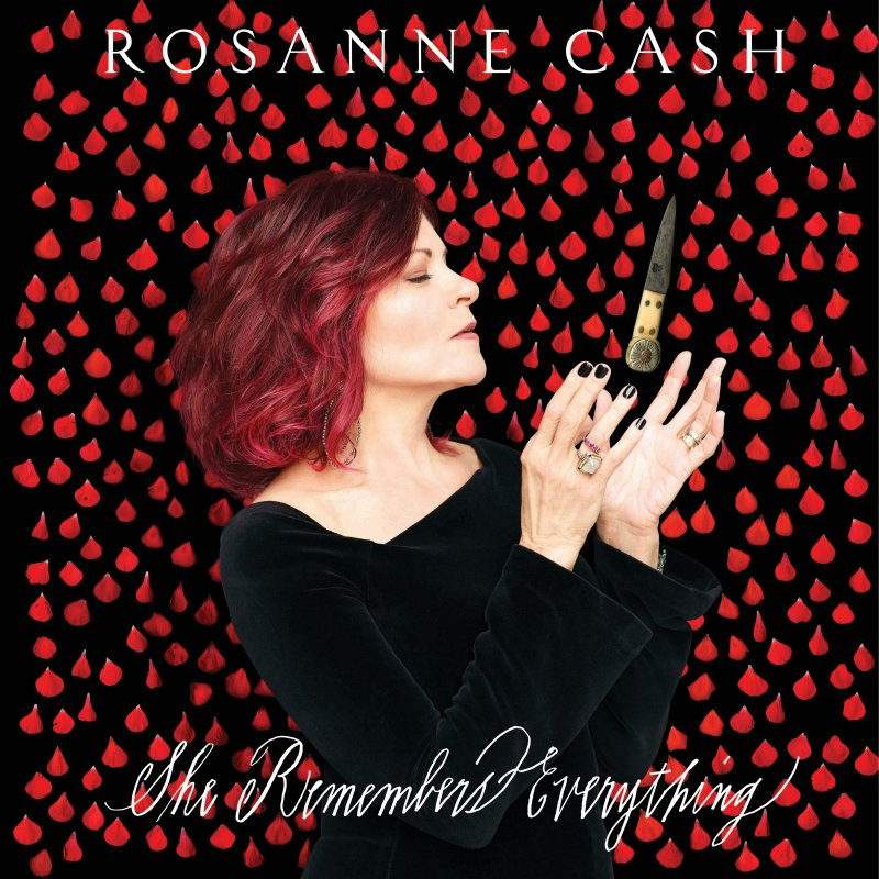 Image of   Rosanne Cash - She Remembers Everything - Pink - Vinyl / LP