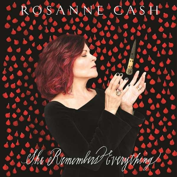 Image of   Rosanne Cash - She Remembers Everything - CD