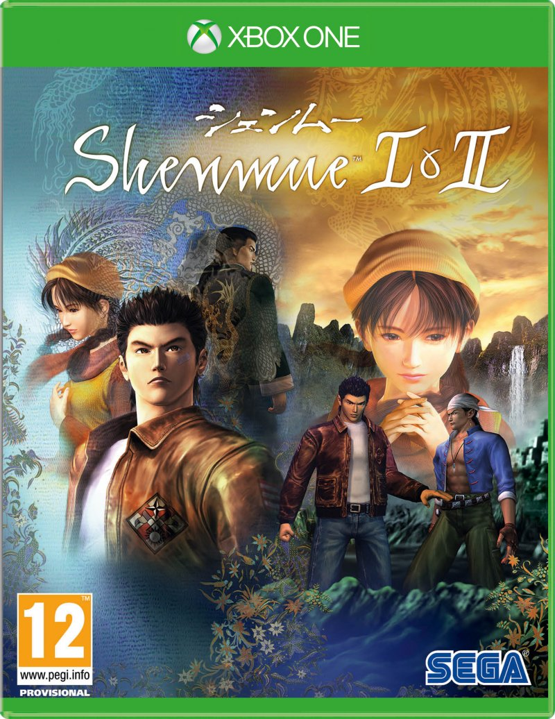 Image of   Shenmue 1 & 2 - Xbox One