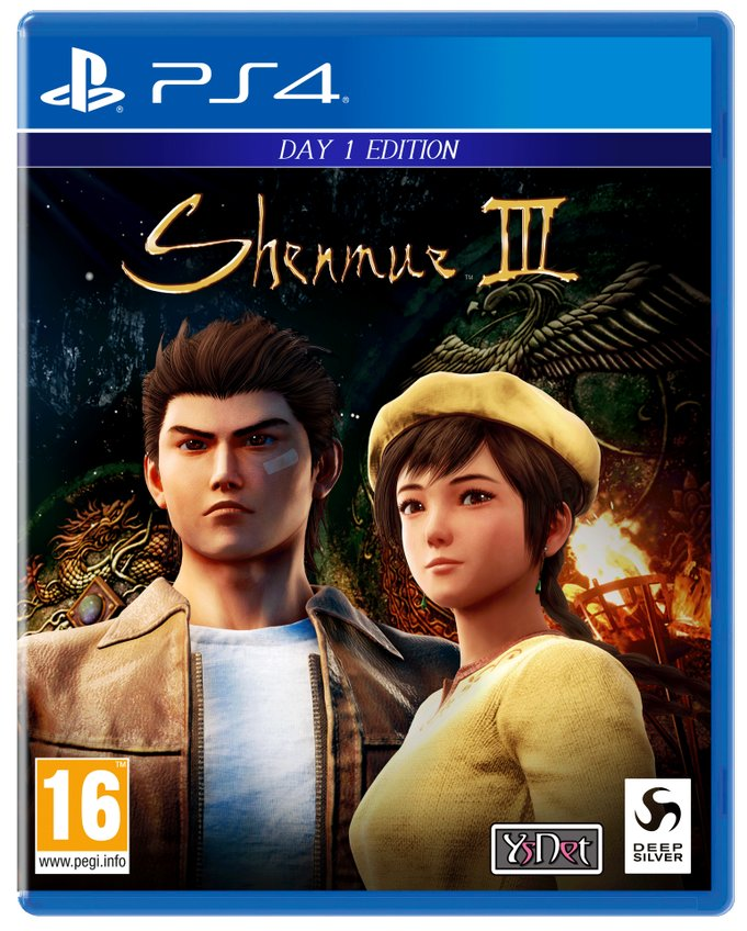 Image of   Shenmue Iii - PS4