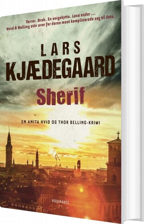 Image of   Sherif - Lars Kjædegaard - Bog
