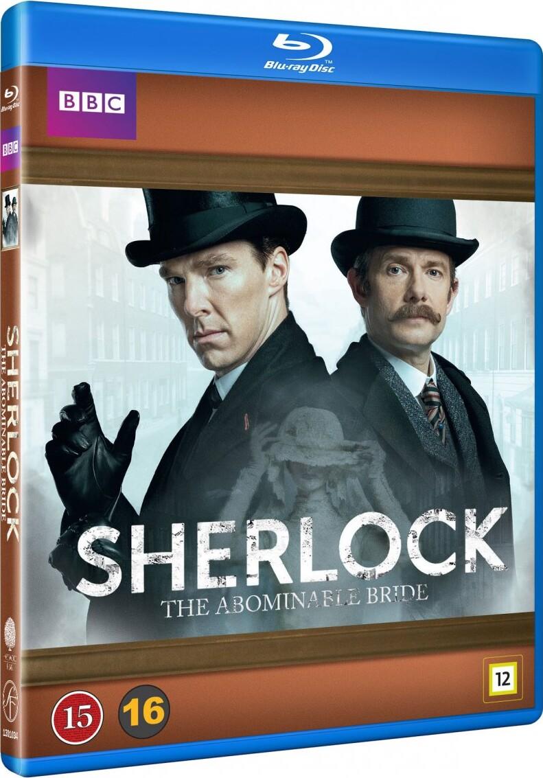Sherlock Holmes - The Abominable Bride / Den Afskyelige Brud - Bbc - Blu-Ray - Tv-serie