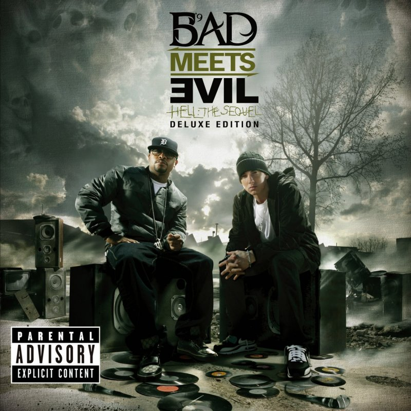 Image of   Bad Meets Evil - Hell: The Sequel - Deluxe Edition - CD