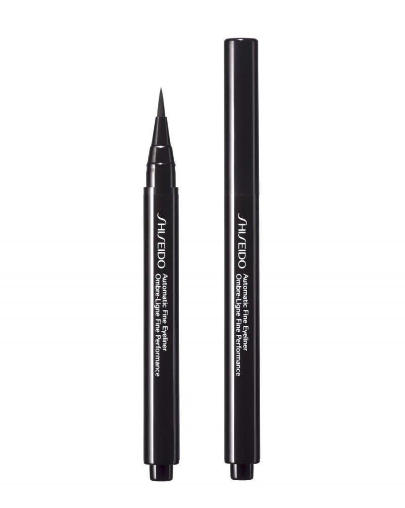 Shiseido - Fine Eyeliner Sort