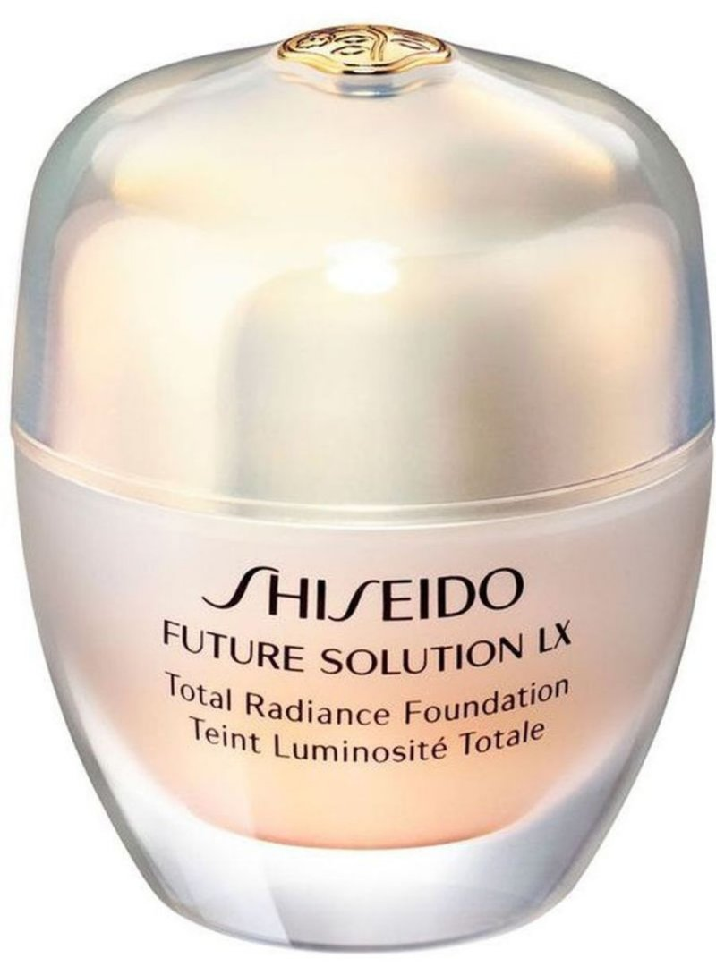 Shiseido Future Solution Total Radiance Foundation B40