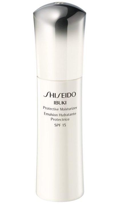 Image of   Shiseido Ibuki Protective Moisturizer - 75 Ml