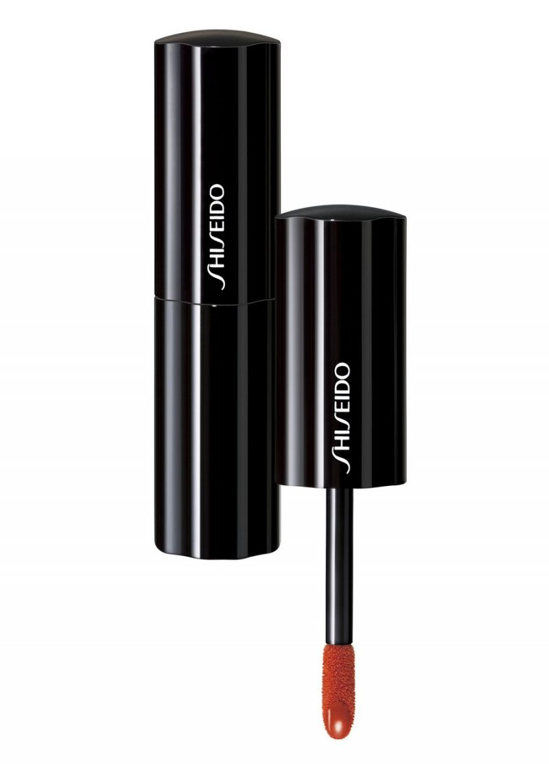 Shiseido Lacquer Rouge Lip Gloss #508