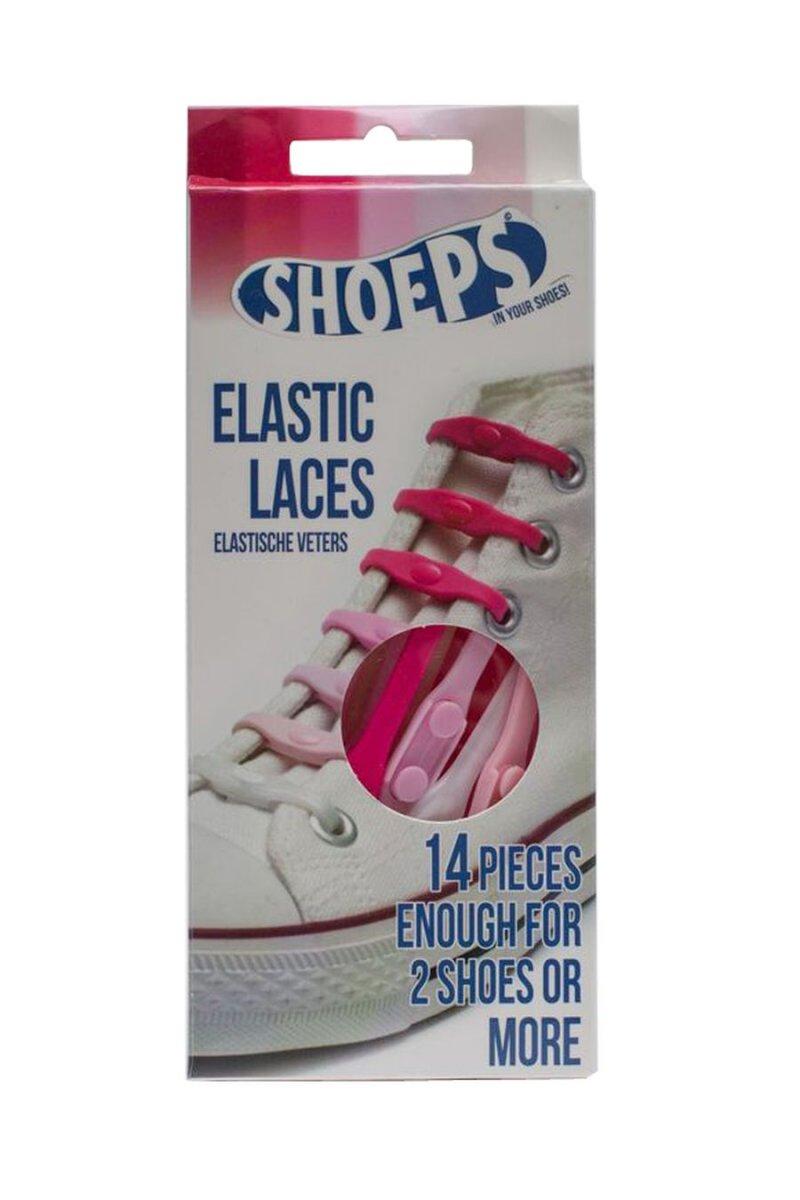 eea511e5 Shoeps er elastiske snørebånd, der aldrig skal bindes. Med Shoeps på plads,  kan du nemt stikke fødderne i dine sko og op igen uden at skulle binde ...