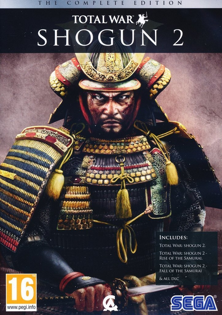 Image of   Shogun 2 Total War Complete Edition - PC