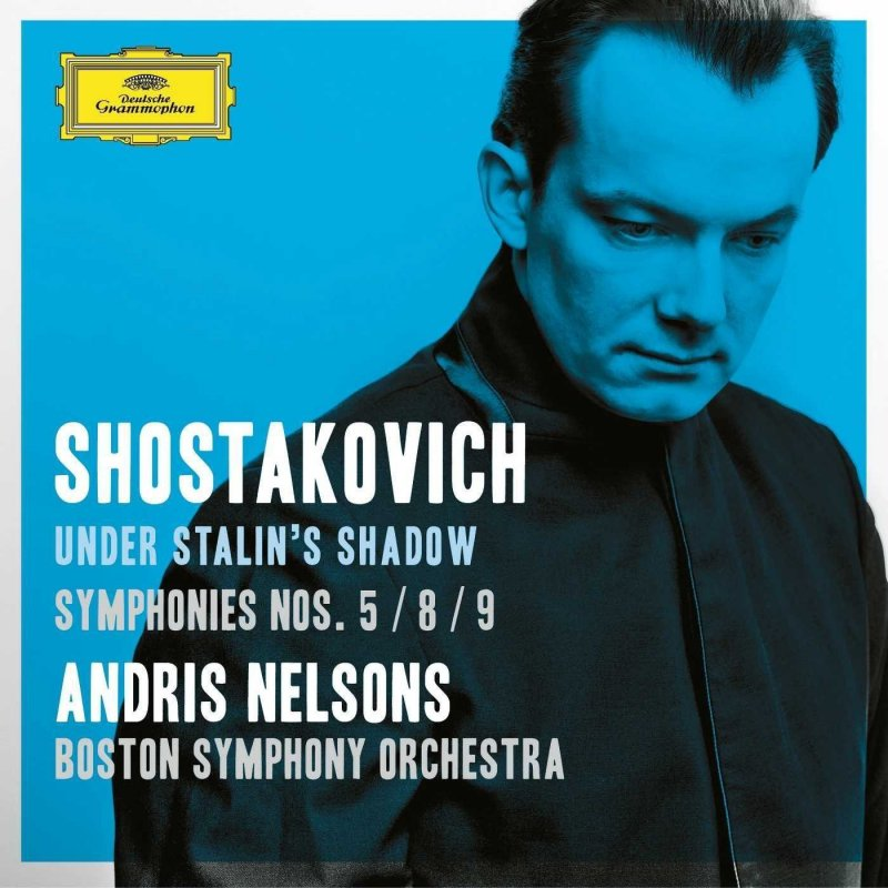 Image of   Nelsons Andris - Shostakovich Under Stalin S Shadow (2cd) - CD