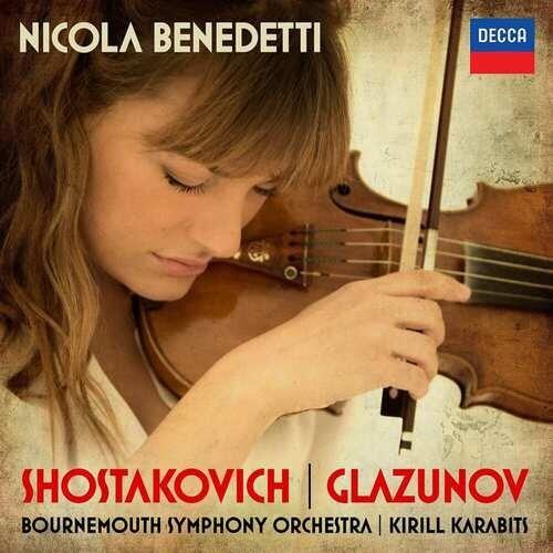 Image of   Nicola Benedetti - Shostakovich: Violin Concerto No.1/ - CD