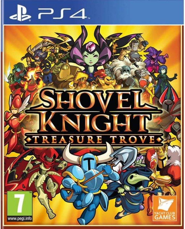 Image of   Shovel Knight: Treasure Trove - PS4