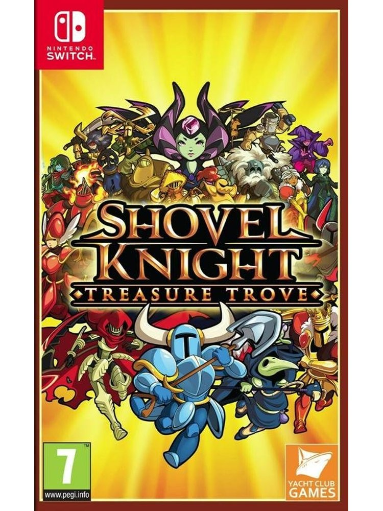 Image of   Shovel Knight: Treasure Trove - Nintendo Switch
