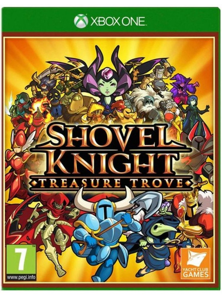Image of   Shovel Knight: Treasure Trove - Xbox One