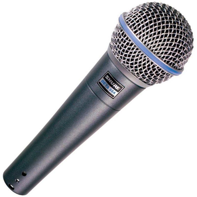 Shure Beta 58a Mikrofon