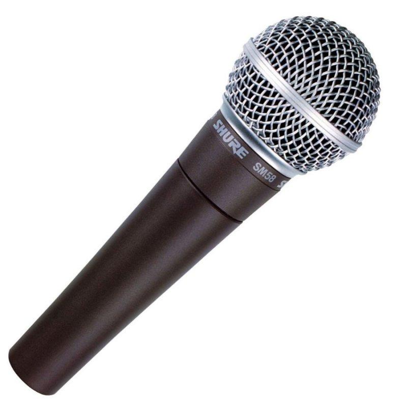 Shure Sm58 Lc Vokal Mikrofon