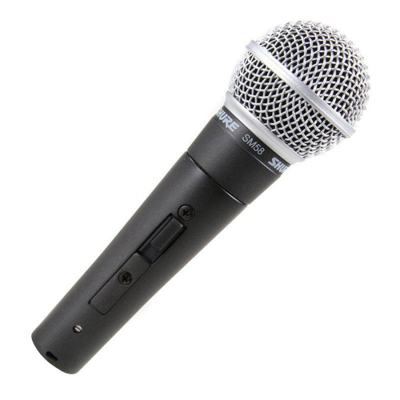 Shure Sm58 Se Dynamisk Mikrofon