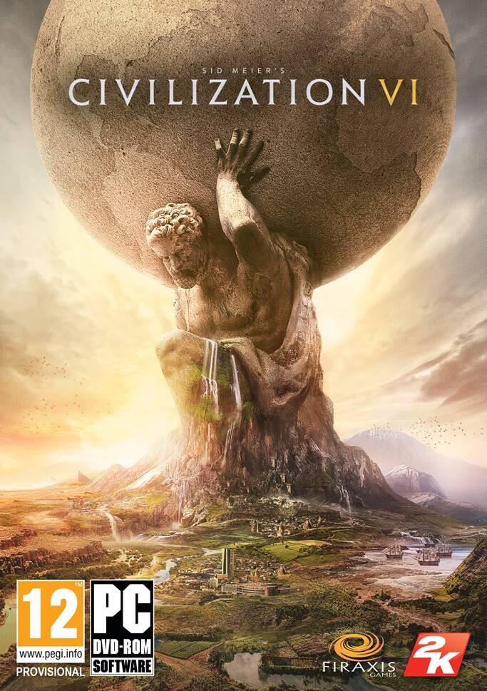 Image of   Sid Meiers Civilization Vi (6) - PC