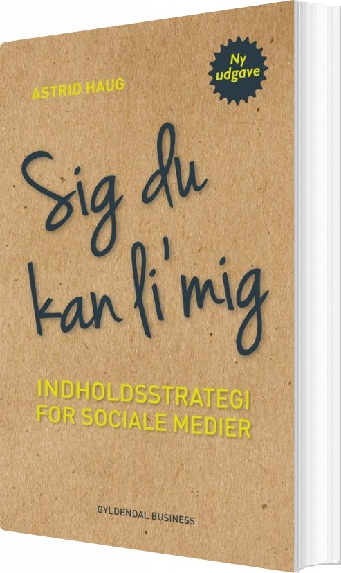 Image of   Sig Du Kan Li Mig - Astrid Haug - Bog