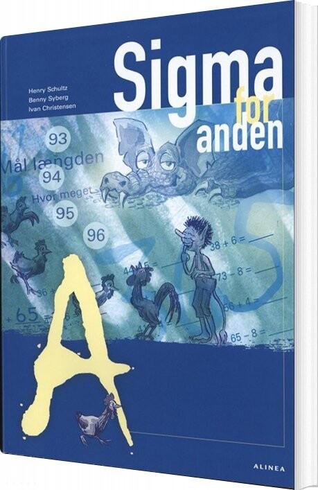 Image of   Sigma For Anden, Elevbog A - 3. Udgave - Henry Schultz - Bog