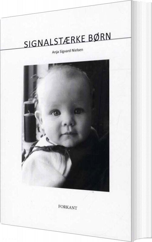 Image of   Signalstærke Børn - Anja Sigvard Nielsen - Bog