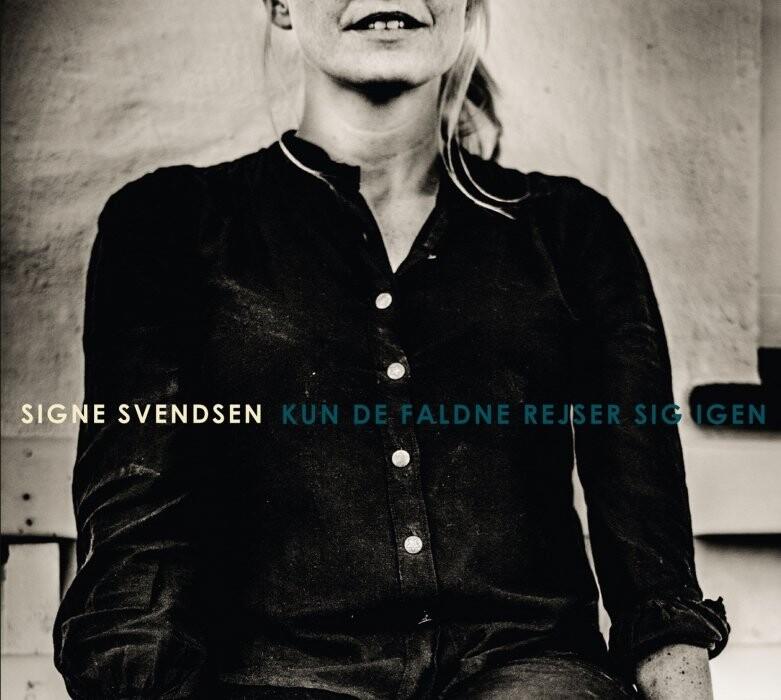 Billede af Signe Svendsen - Kun De Faldne Rejser Sig Igen - CD
