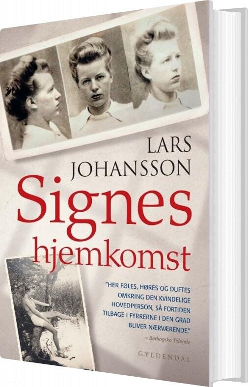 Signes Hjemkomst - Lars Johansson - Bog