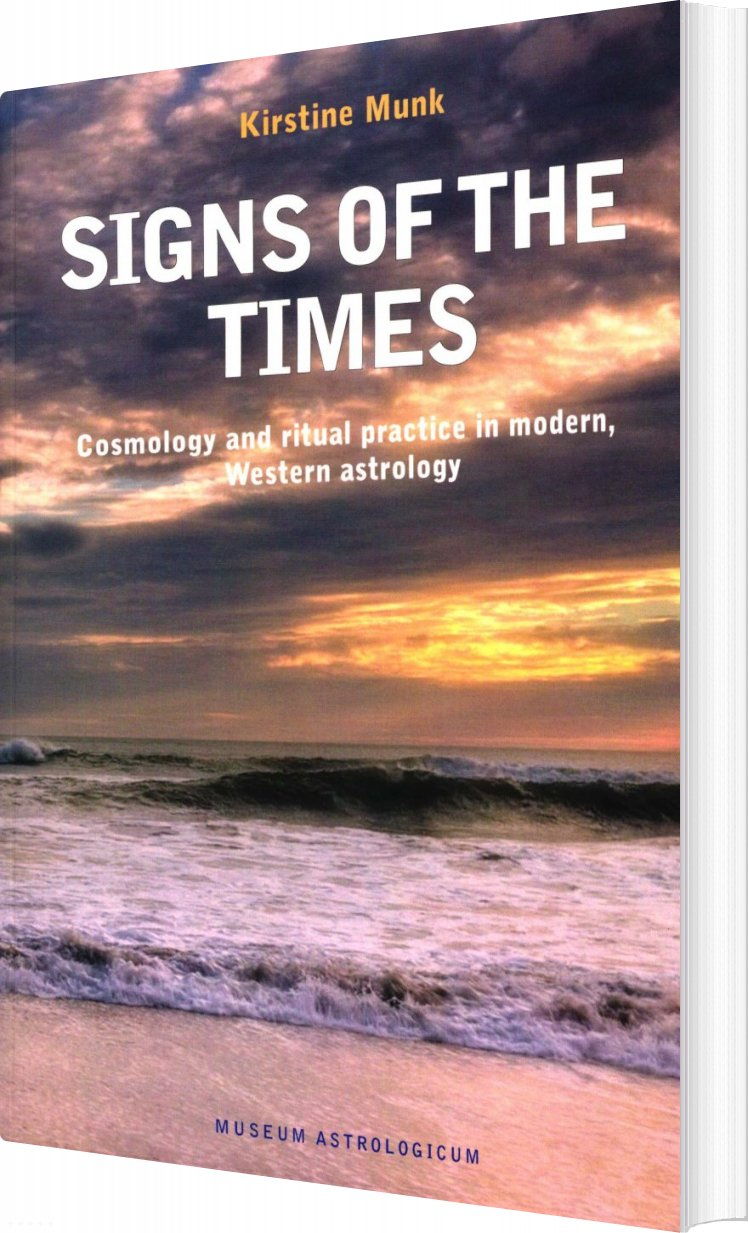 Signs Of The Times - Kirstine Munk - Bog