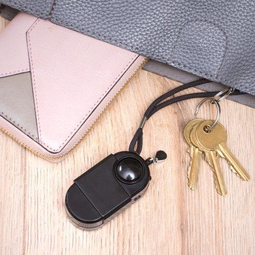 Image of   Thumbsup Portabel Sikkerhedsalarm Gadget