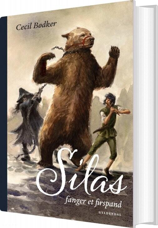 Image of   Silas 3 - Silas Fanger Et Firspand - Cecil Bødker - Bog