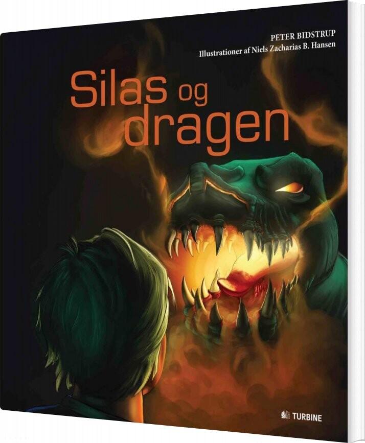Silas Og Dragen - Peter Bidstrup - Bog