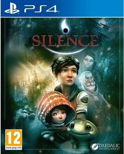 Image of   Silence - PS4