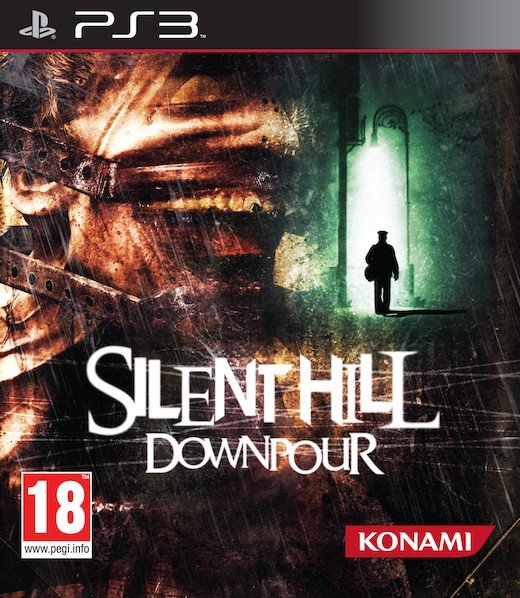 Image of   Silent Hill: Downpour - PS3
