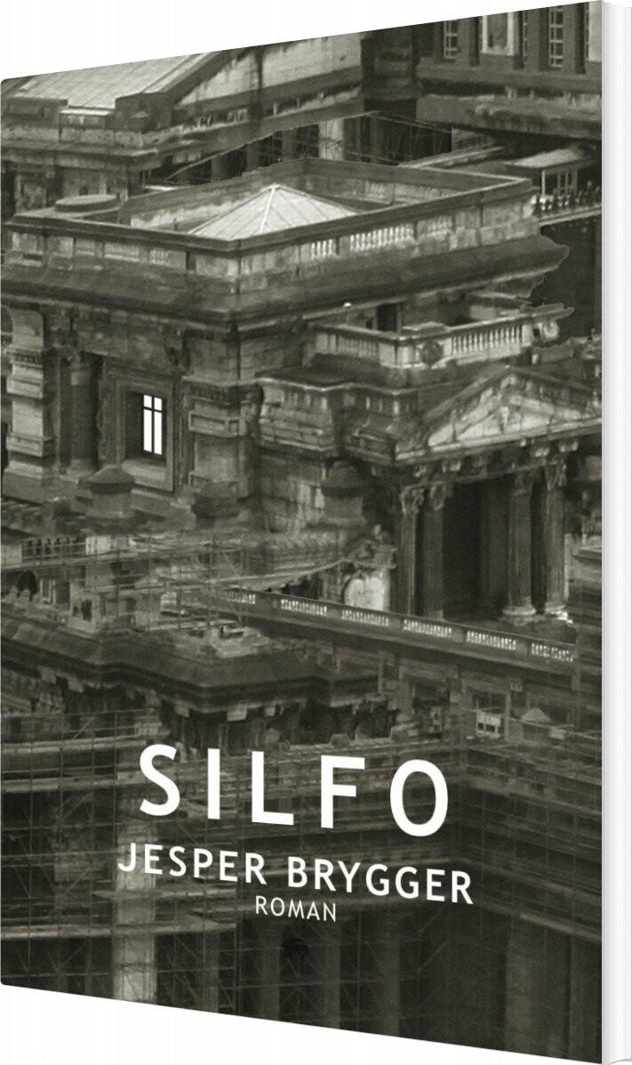 Image of   Silfo - Jesper Brygger - Bog