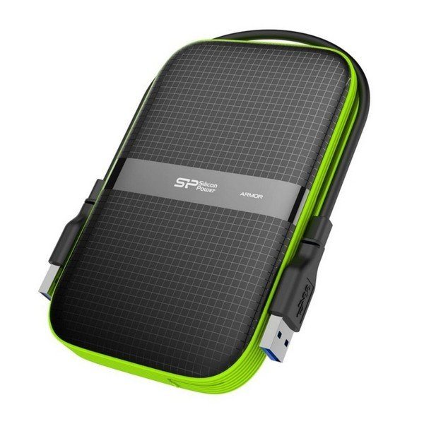 Image of   Silicon Power Armor A60 - Ekstern Harddisk Hdd - 4tb