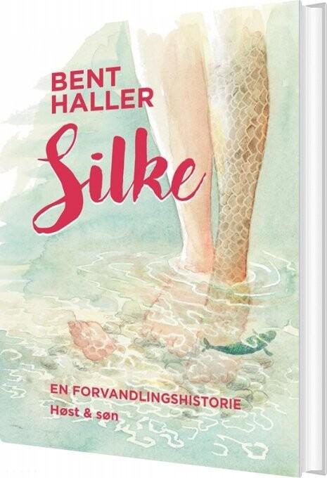 Image of   Silke - Bent Haller - Bog