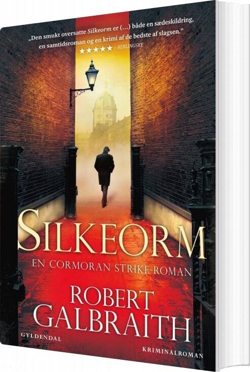 Silkeorm - Robert Galbraith - Bog