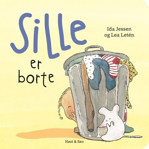 Image of   Sille Er Borte - Ida Jessen - Bog