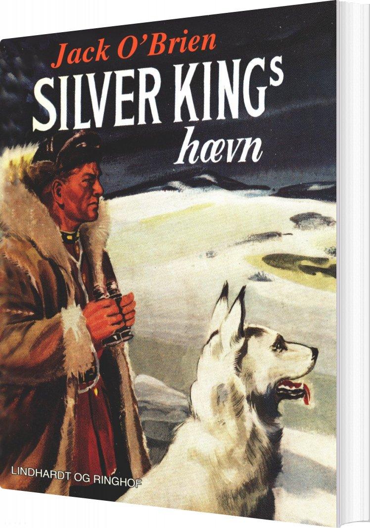 Silver Kings Hævn - Jack O'brien - Bog